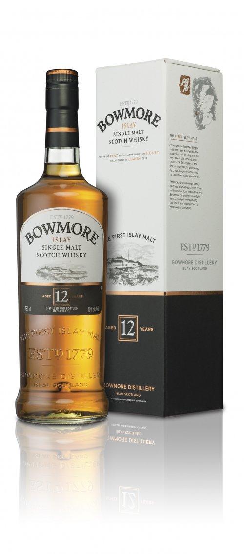 Bowmore Scotch 12YR