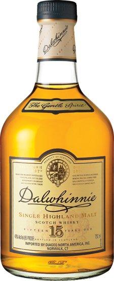Dalwhinnie 15YR Single Malt Scotch
