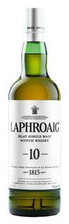 Laphroaig 10 Yr Single Malt Scotch
