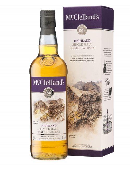 Mcclelland Highland