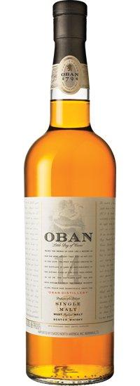 Oban Single Malt Scotch