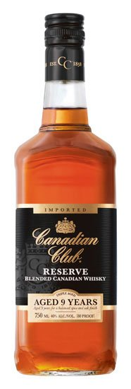 Canadian Club Reserve Triple Aged