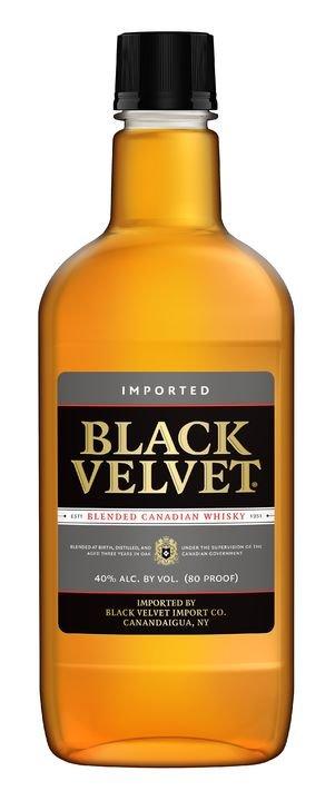 Black Velvet PET
