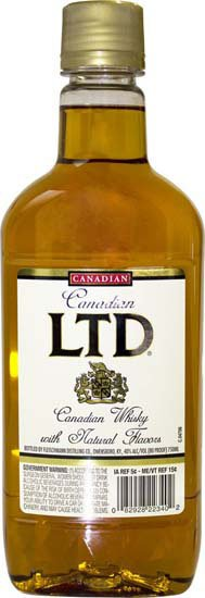 Canadian Ltd Whisky PET
