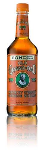 Old Grand-Dad 100prf Bond Bourbon 4YR