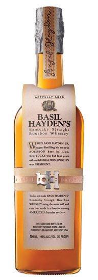 Basil Hayden 8YR