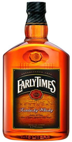 Early Times 36 Mo Ky Str Bourbon PET
