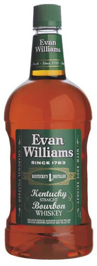 Evan Williams Green Label
