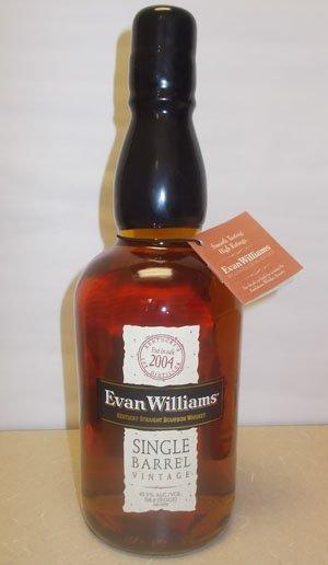Evan Williams Vintage