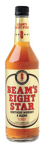 Beams 8 Star Bl Whiskey