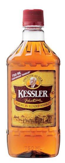 Kessler Blend Whiskey PET