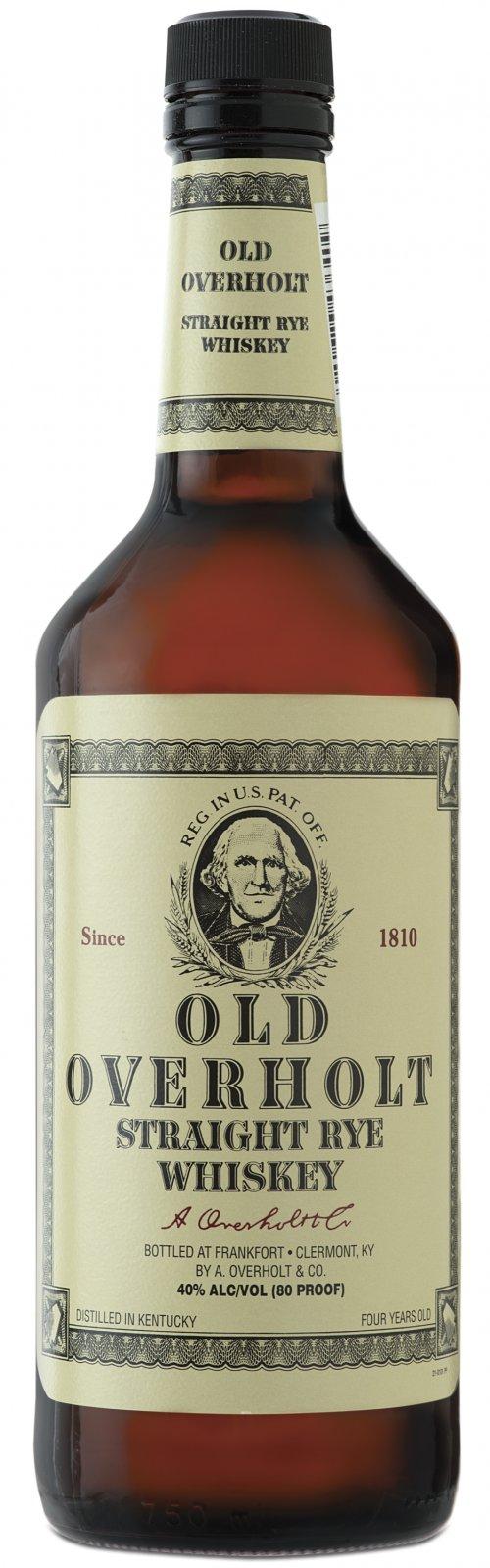 Old Overholt Rye