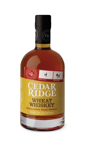 Cedar Ridge Wheat Whiskey