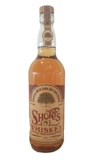 Cedar Ridge Shorts Whiskey