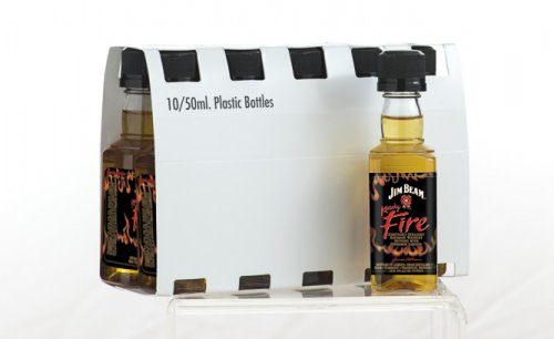 Jim Beam Kentucky Fire Mini