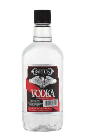Barton Vodka PET