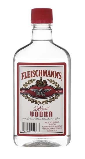 Fleischmanns 80prf Vodka