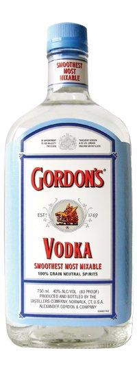 Gordons 80prf Vodka