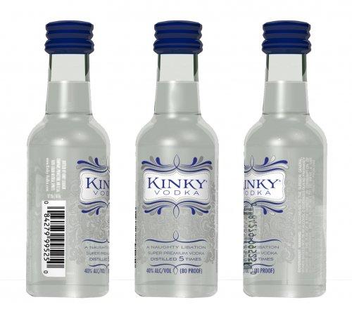Kinky Vodka Mini