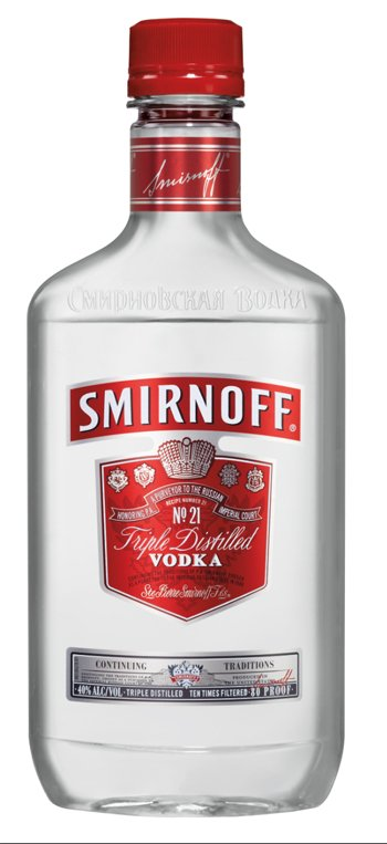 Smirnoff 80prf