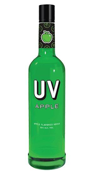 UV Green Apple