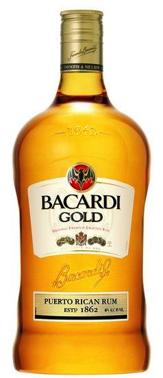 Bacardi Gold PET