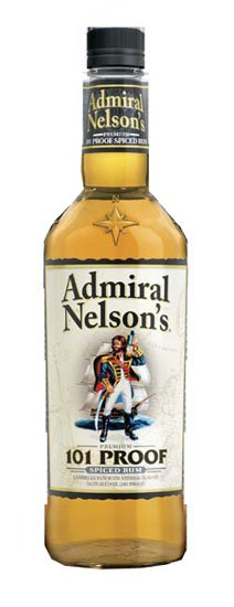 Admiral Nelson Spiced 101