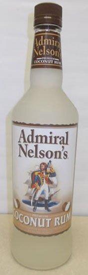 Admiral Nelson Coconut Rum