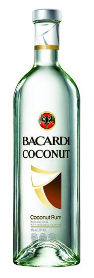 Bacardi Coco w/Lime 50ml