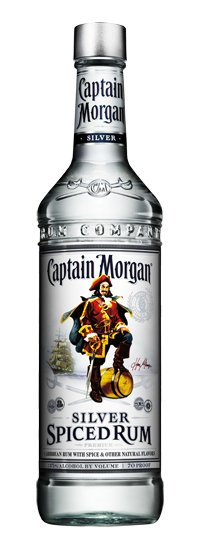 Captain Morgan Silver Spiced