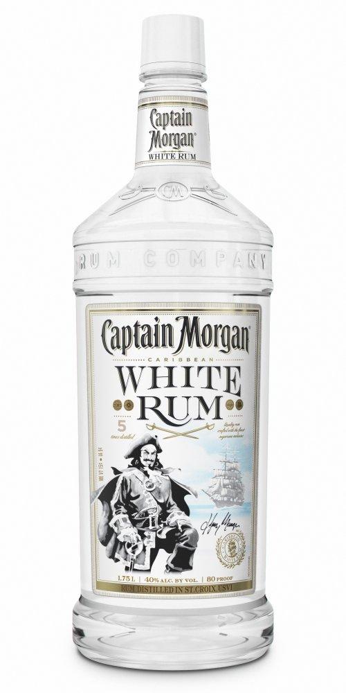 Captain Morgan White PET