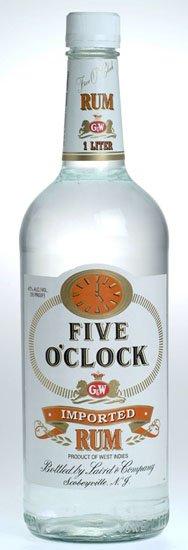 Five O'Clock Rum
