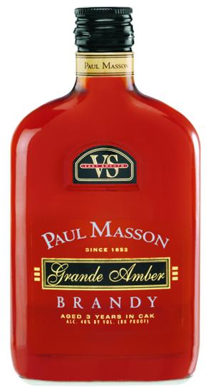Paul Masson Grande Amber Brandy VS