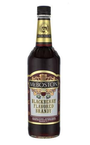 Mr Boston Blackberry Brandy