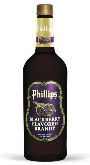 Phillips Blackberry Brandy