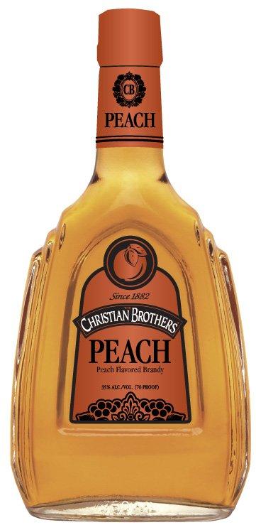 Christian Bros Peach