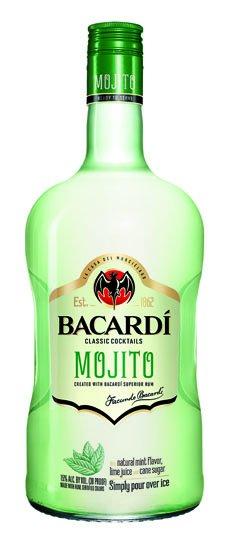 Bacardi Classic Cocktails Mojito