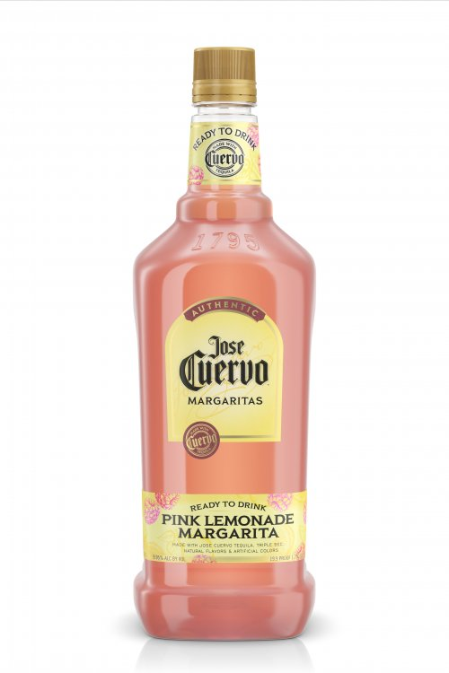 Jose Cuervo Authentic Pink Lemonade Margarita