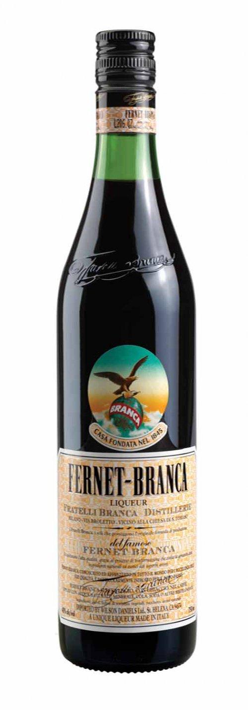 Fernet Branca Liqueur