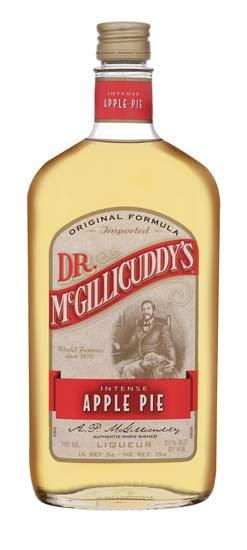 Dr McGillicuddys Apple Pie
