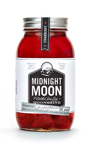 Midnight Moon Strawberry
