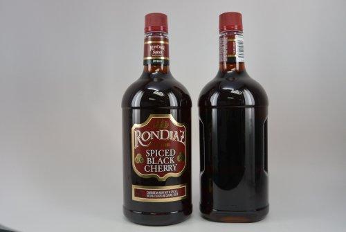 Rondiaz Rum Spiced Black Cherry