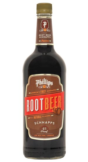 Phillips Root Beer Schnapps