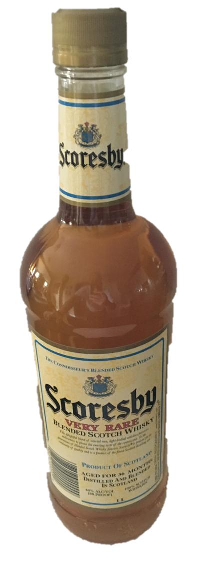 Scoresby Rare Scotch
