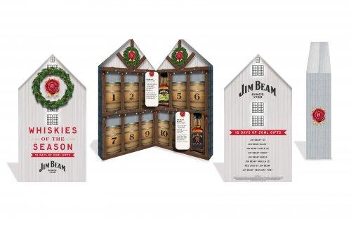 Jim Beam Mini 12 Seasons