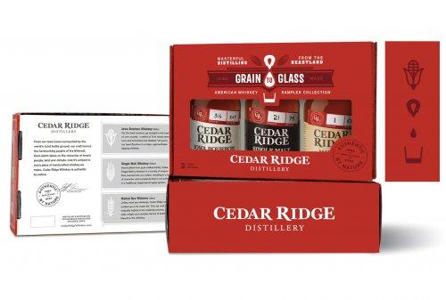 Cedar Ridge American Whiskey Sampler Collection