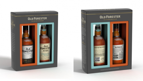 Old Forester Twin Pack