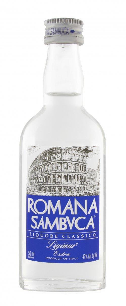 Romana Sambuca Italian Liquore Holiday Minis