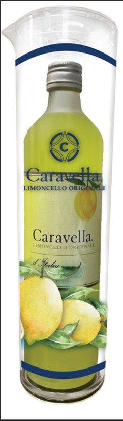 Caravella Limoncello W/ Pitcher