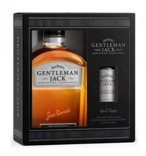 Gentleman Jack with Sour Mix